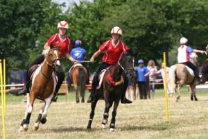 Mounted Games gehört zur RGF